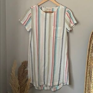 Anthropologie Cloth & Stone Shirt Dress Size XS